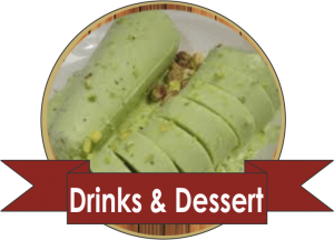 Drinks & Dessert